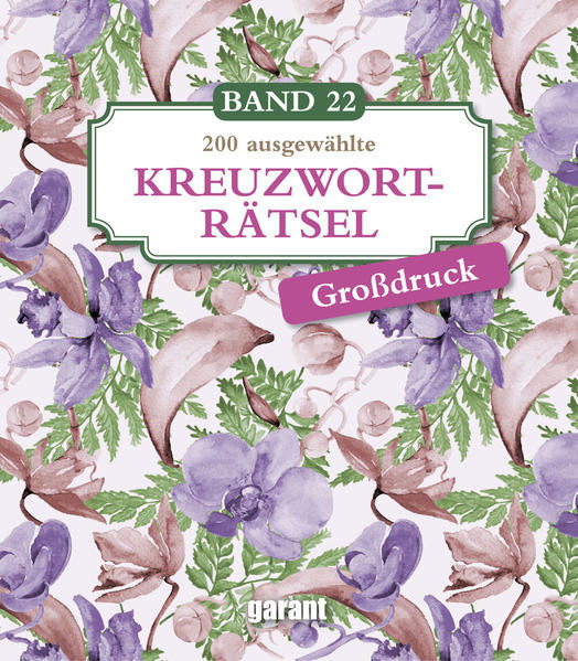 Kreuzworträtsel Deluxe Band 22