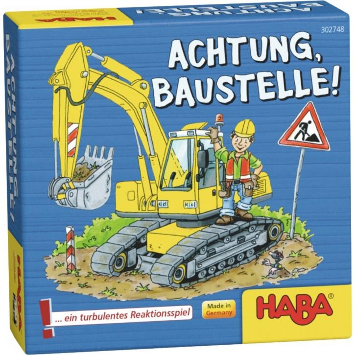 Achtung, Baustelle!