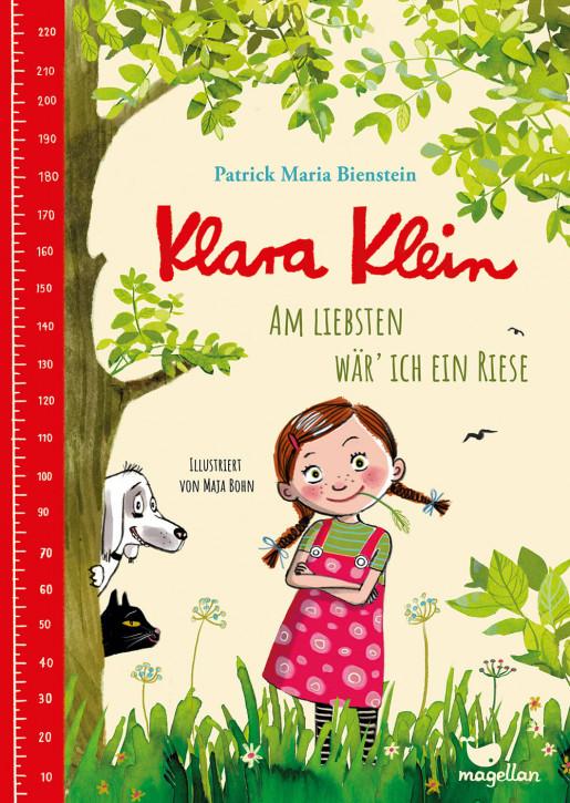 Klara Klein - Am liebsten wär' ich ein Riese