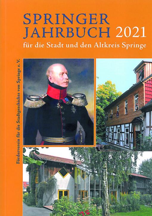 Springer Jahrbuch 2021