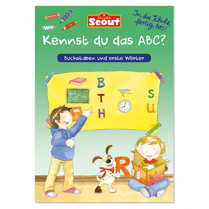 Scout - Lernblock - Kennst du das ABC?