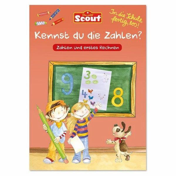 Scout - Lernblock - Kennst du die Zahlen?