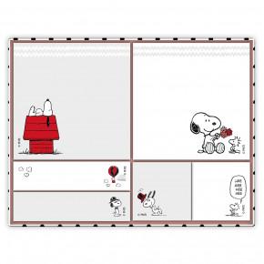 "Haftnotiz-Box ""Gute-Laune-Notizen"": Peanuts"